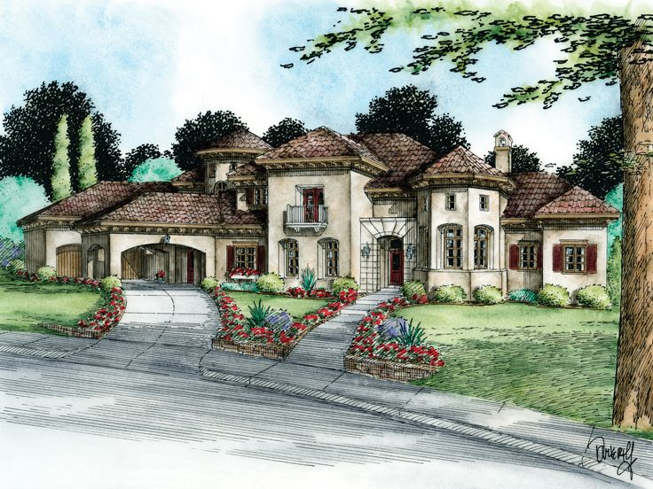 Premier Luxury Home, 031H-0232