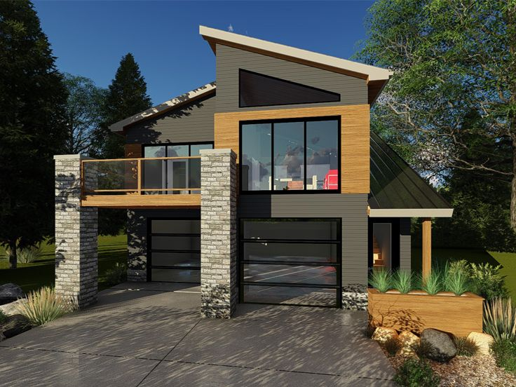 Plan 050g 0084 find unique house plans home plans and for Modern carriage house plans