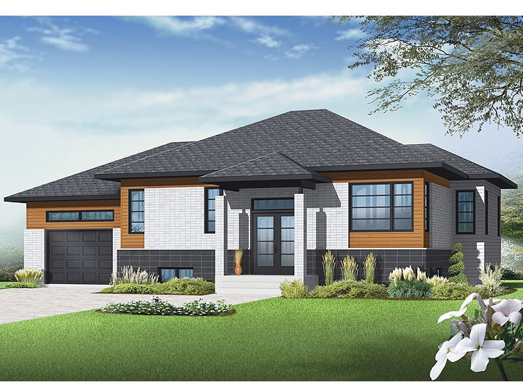 Contemporary House, 027H-0315