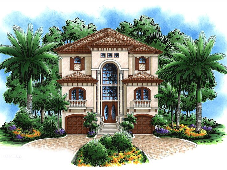 Plan 037H 0117 Find Unique House Plans Home Plans and Floor