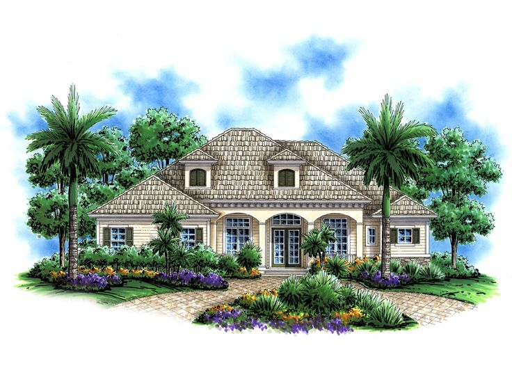 1-Story House Plan, 037H-0093