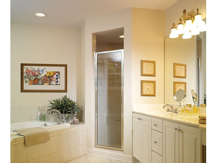 Master Bathroom Photo, 027H-0050