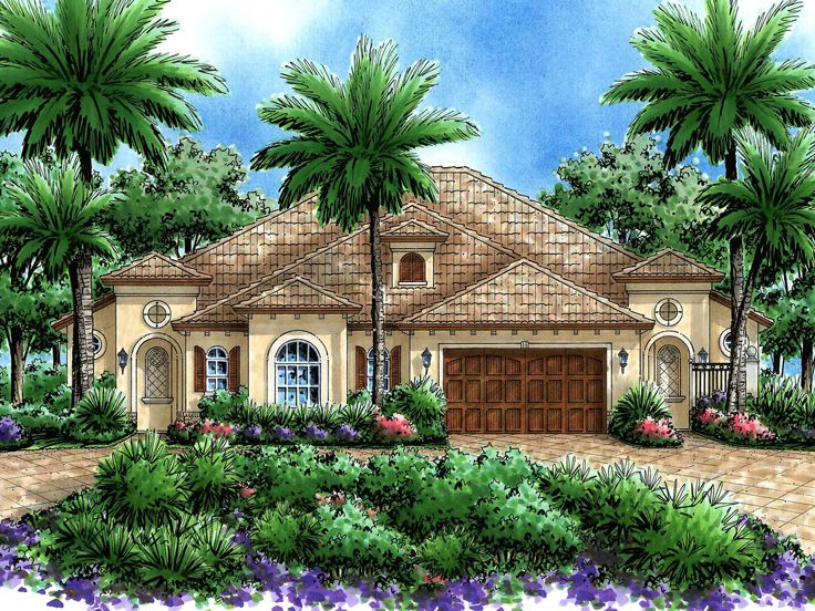 Multi-Family House Plan, 040M-0001