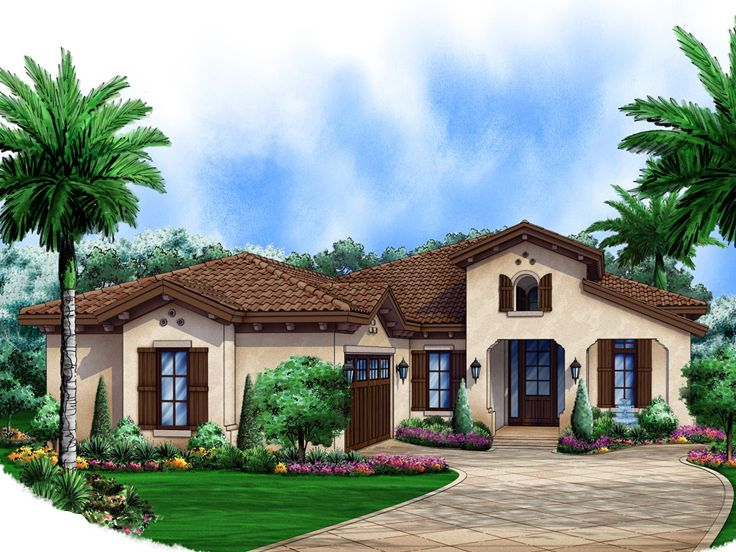 Sunbelt home plans one story sunbelt home design with for Sunbelt house plans