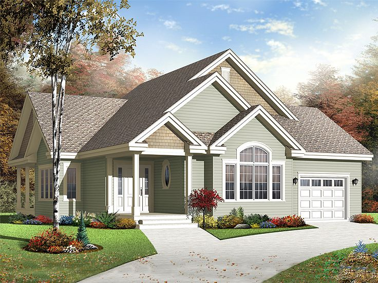 Affordable House Plan, 027H-0246