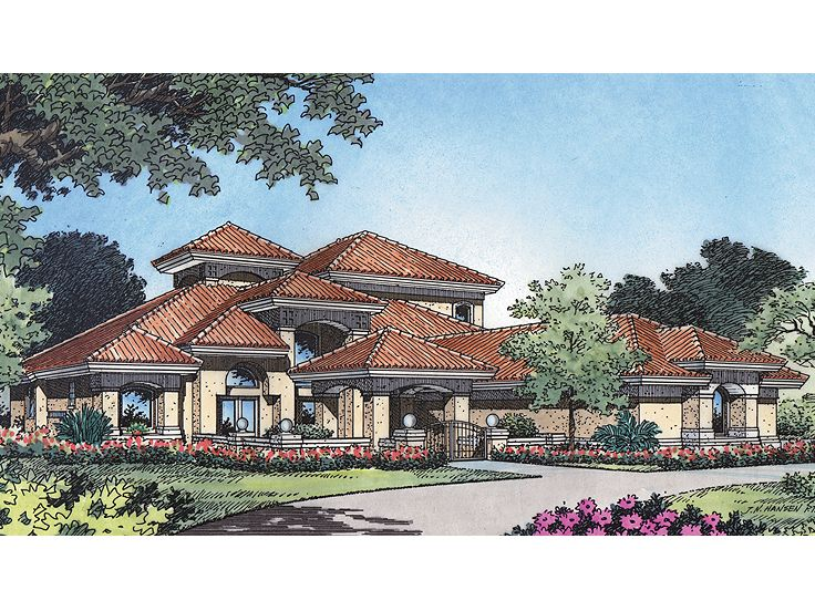 Contemporary House, 043H-0212