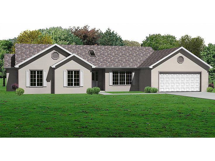 Affordable House Plan, 048H-0062