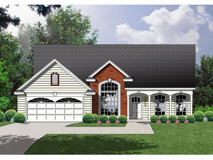 Affordable House Plan, 015H-0038