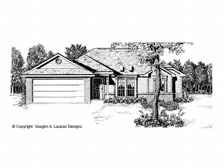 Affordable Home Plan, 004H-0014
