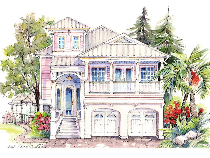 Plan 041h 0126 find unique house plans home plans and for Narrow depth house plans