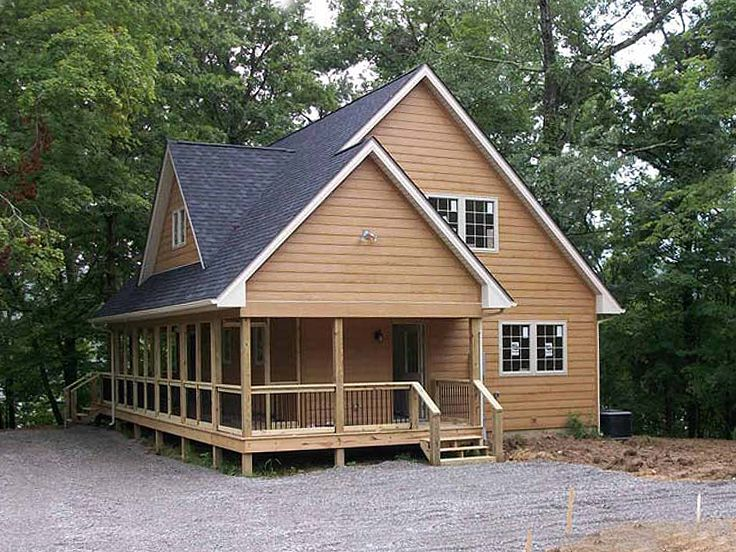 Vacation Home, Front, 010H-0016