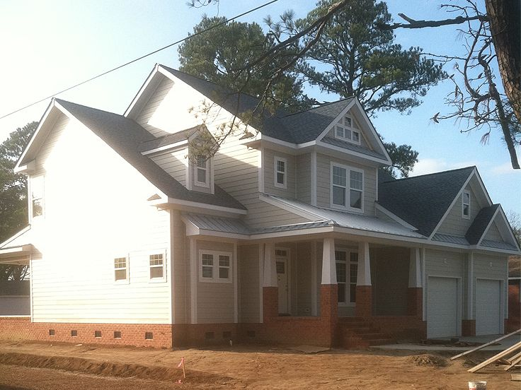 Craftsman Home, 058H-0096