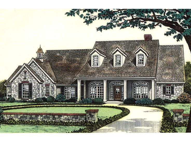 European Home Plan, 002H-0019