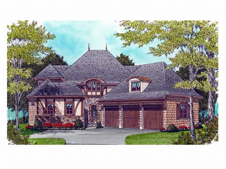 European House Design, 029H-0045