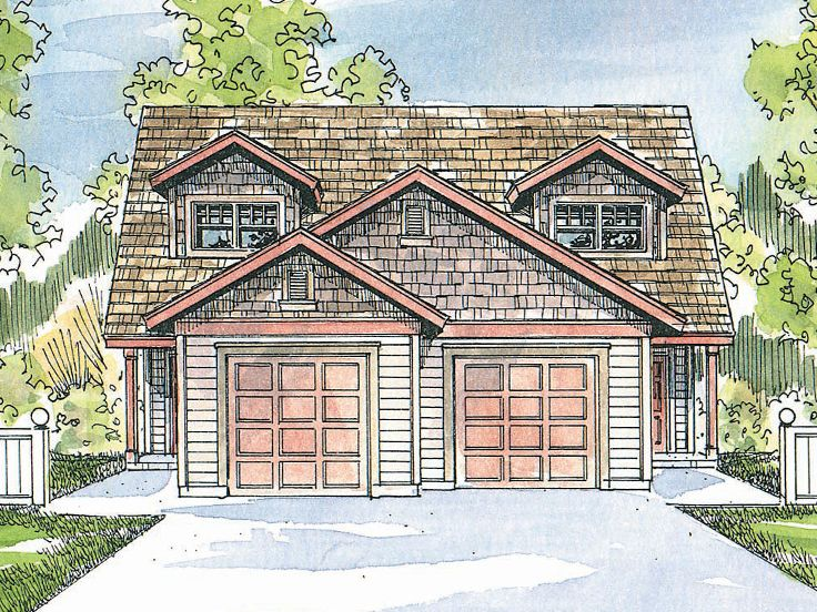 Plan 051m 0008 find unique house plans home plans and Unique duplex plans