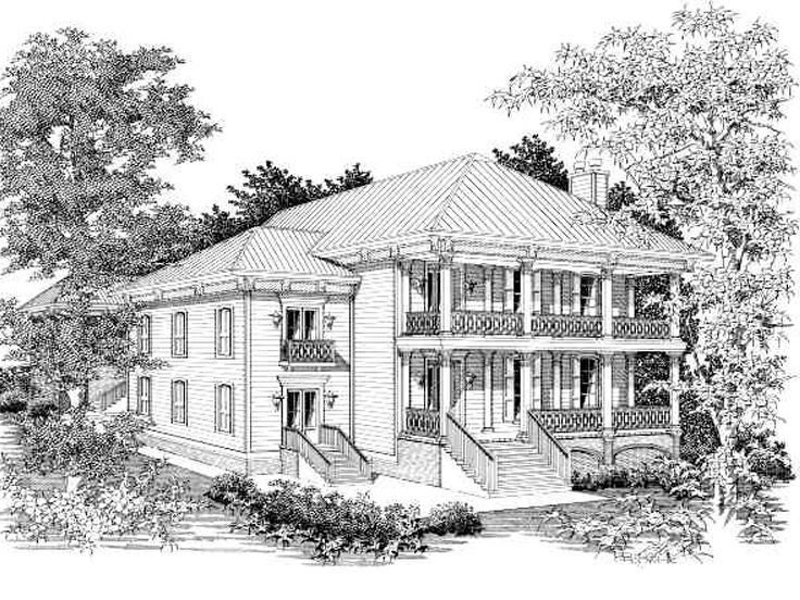 Southern House, 061H-0143