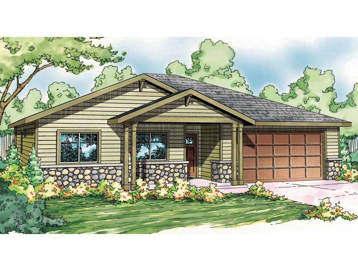Affordable House Plan, 051H-0185