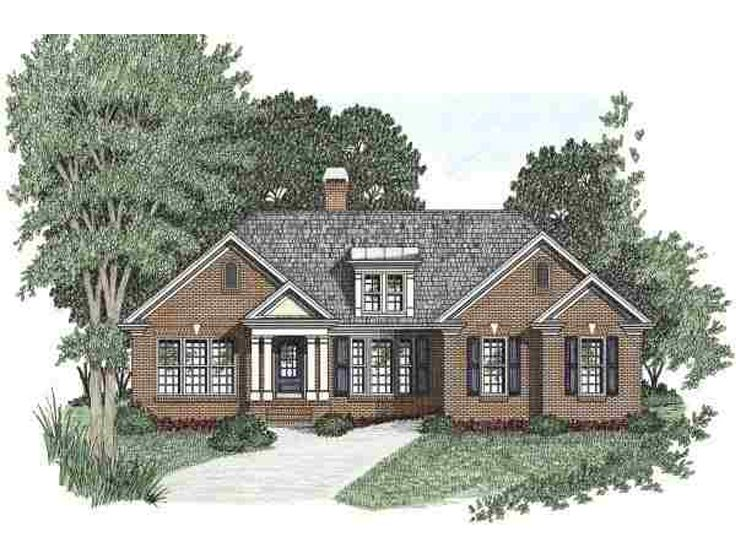 Affordable House Plan, 045H-0006