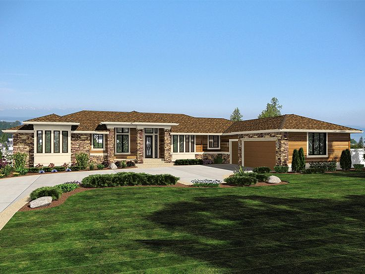 Contemporary Home, 035H-0112
