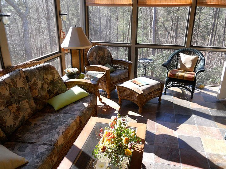Screened Porch Photo, 053H-0060