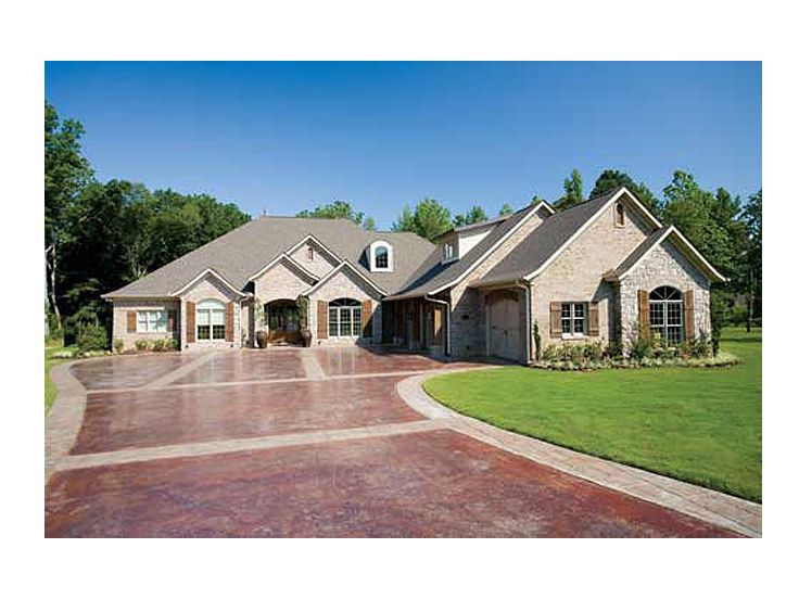 Luxury House Plans Under 4000 Square Feet