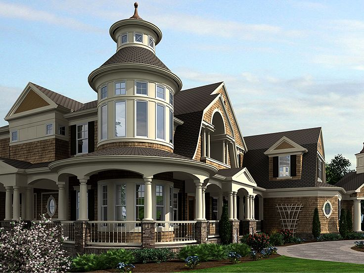 Premier Luxury Home, 035H-0088