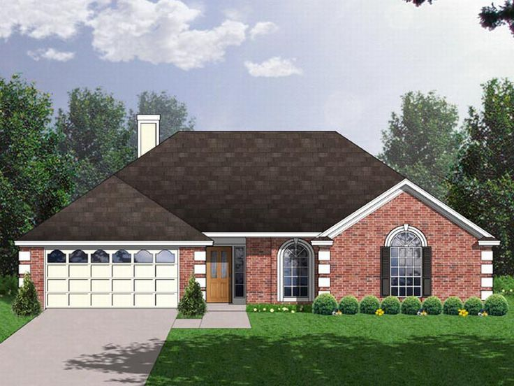Affordable House Plan, 015H-0048