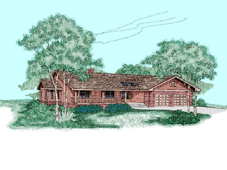 Ranch House, 013H-0060