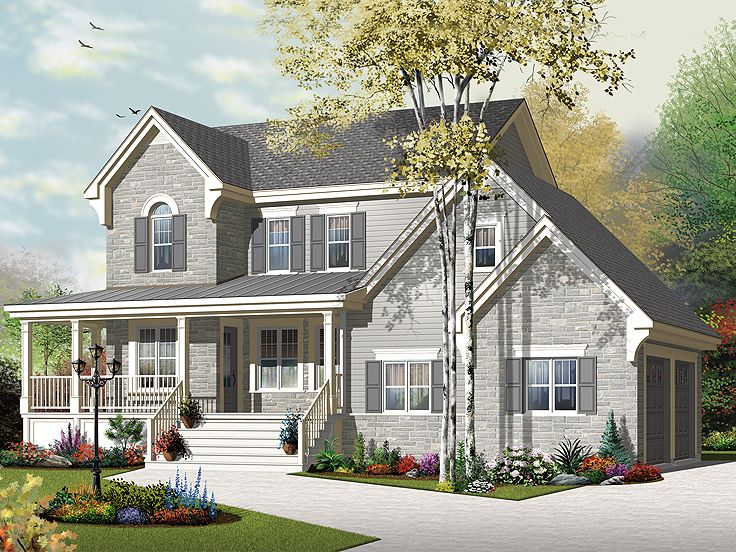 Family Home Plan, 027H-0339