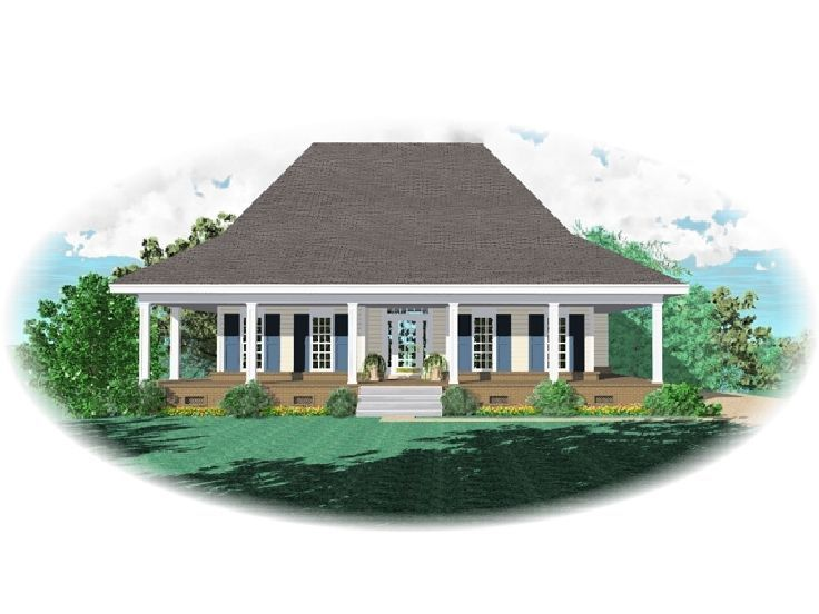Affordable Home Plan, 006H-0083