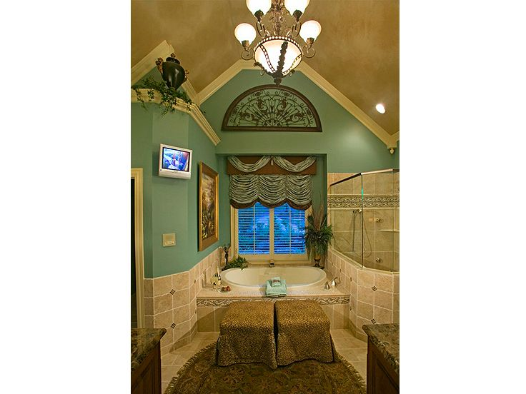 Master Bathroom Photo, 053H-0001