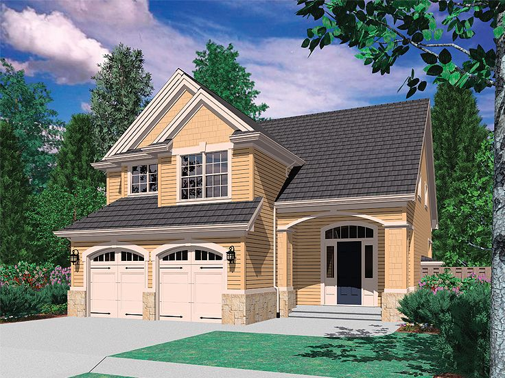 Affordable House Plan, 034H-0205