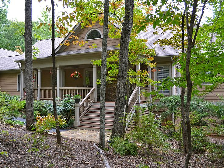 1-Story Country Home, 053H-0075