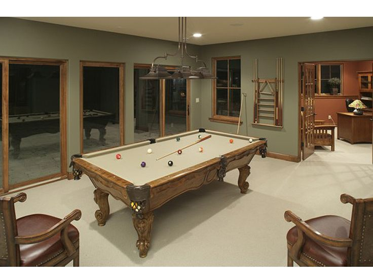 Game Room Photo, 007H-0118