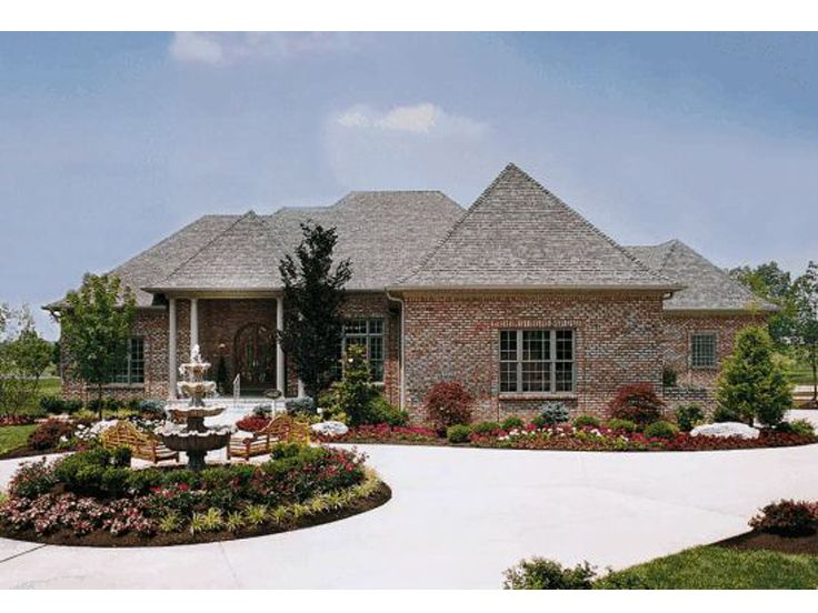 Luxury Ranch Home, 031H-0155