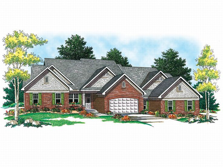 Plan 020m 0029 find unique house plans home plans and for Multi family house plans with courtyard