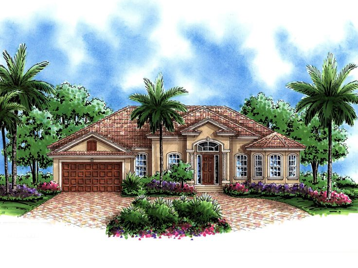 Plans to build stucco homes plans pdf plans for Stucco home plans