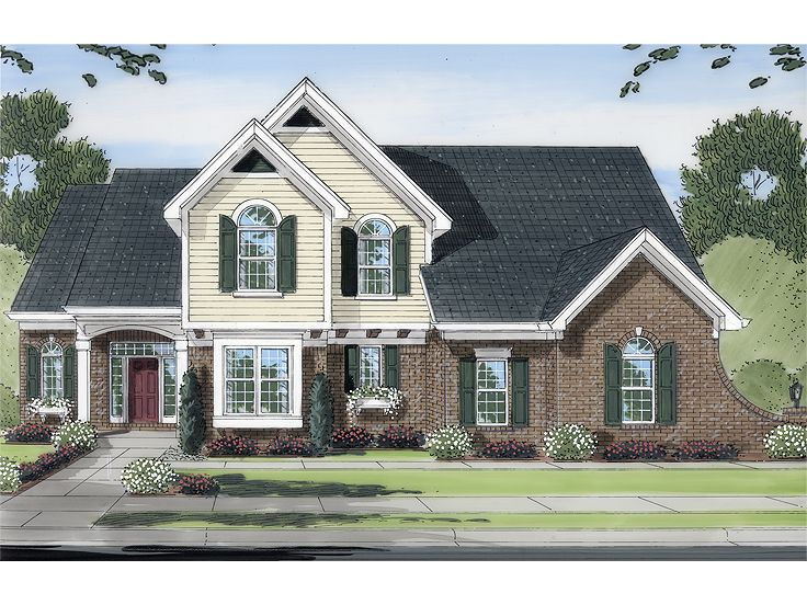 Family Home Plan, 046H-0027