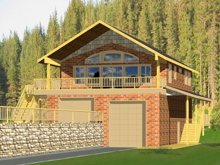 Plan 012g 0085 find unique house plans home plans and for Modern carriage house plans