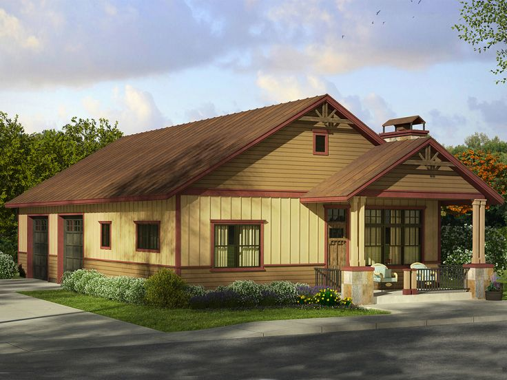 Country carriage house plans home design and style for Country garage plans