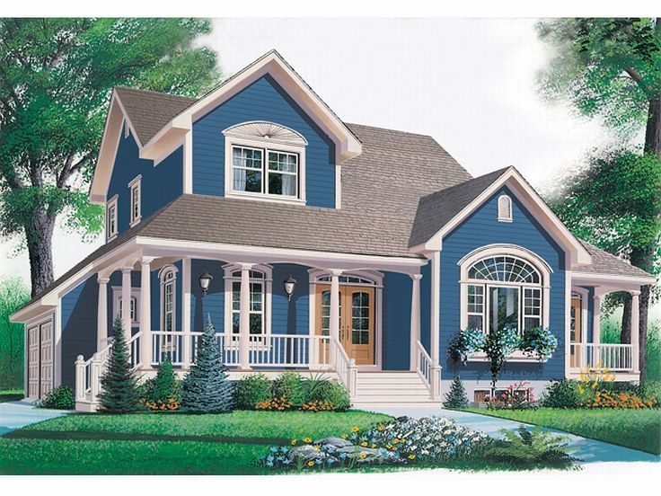 Country Home, 027H-0088