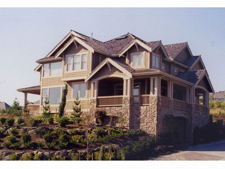 Luxury Mountain Home, 035H-0069
