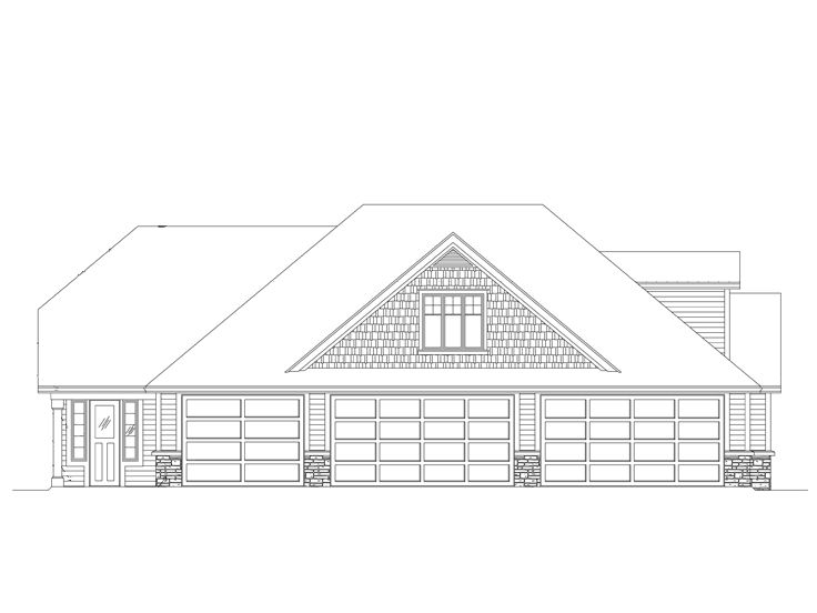 Carriage House Plan, 024G-0012