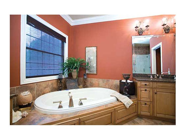 Master Bathroom Photo, 025H-0168