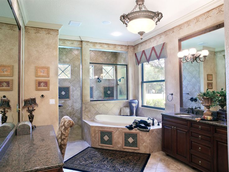 Master Bathroom, 040H-0016
