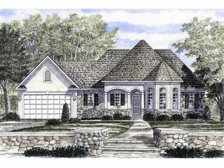 Affordable House Plan, 014H-0005