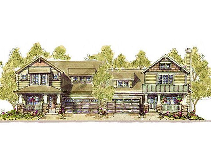Plan 031m 0071 find unique house plans home plans and for Cool house plans duplex