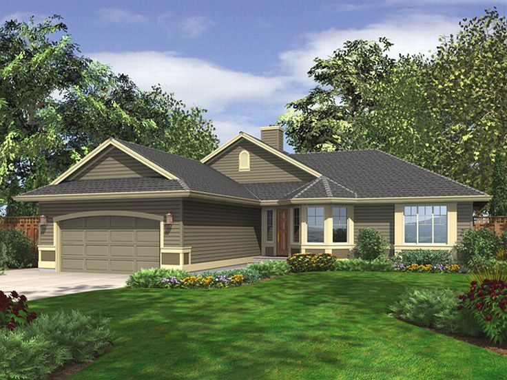 Affordable House Plan, 035H-0043