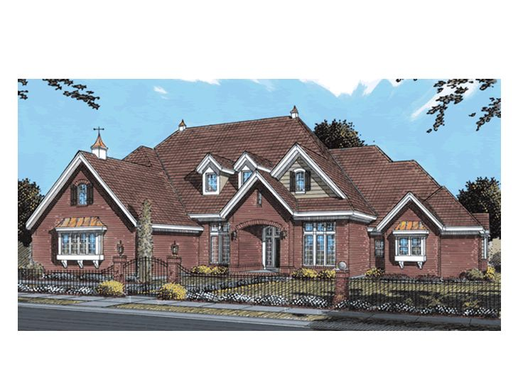 Premier Luxury Home, 059H-0087