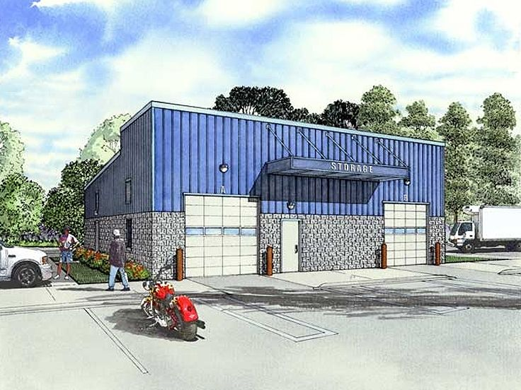 Three Storey Commercial Building Plans Images